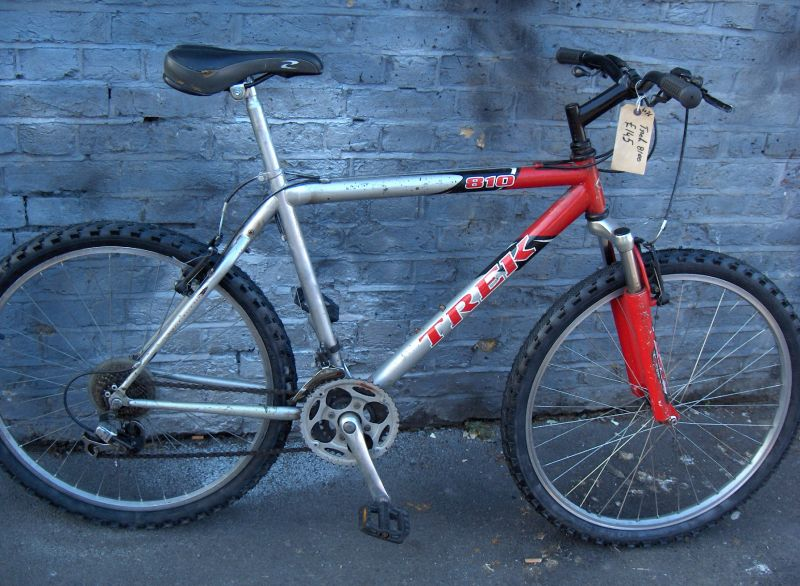 Our Bicycle - Secondhand Bicycles - Mountain Bikes - Trek 810