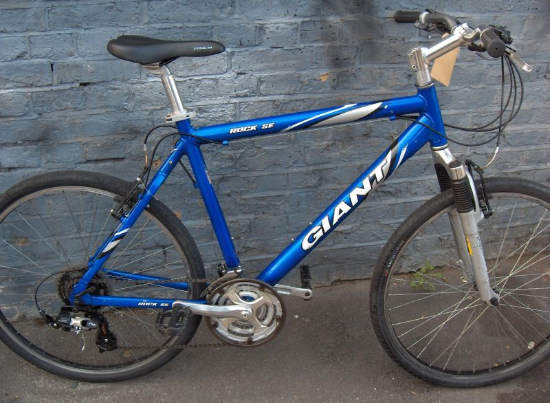 Our Bicycle - Secondhand Bicycles - Mountain Bikes - Giant