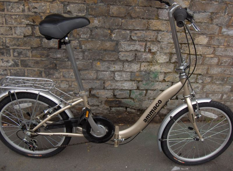Our Bicycle Secondhand Bicycles Folding Bikes Ammaco