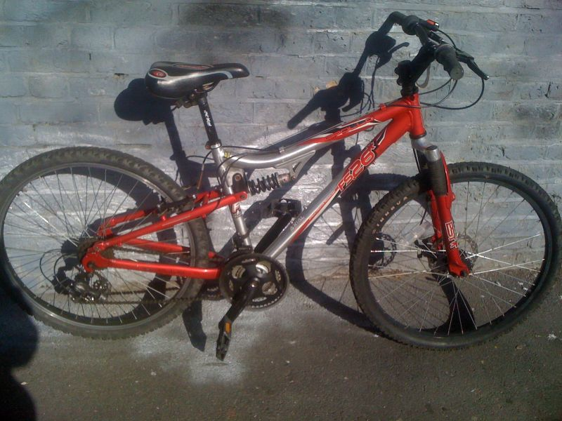 Our Bicycle Secondhand Bicycles Mountain Bikes Apollo Fs 26