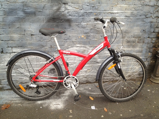Our Bicycle Secondhand Bicycles Hybrid Bikes B Twin