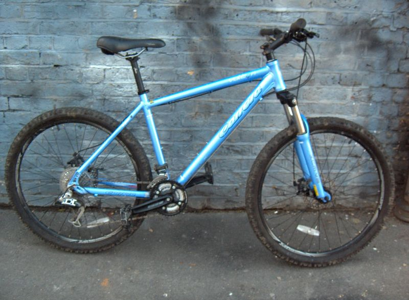 Our Bicycle Secondhand Bicycles Mountain Bikes Carrera Vulcan