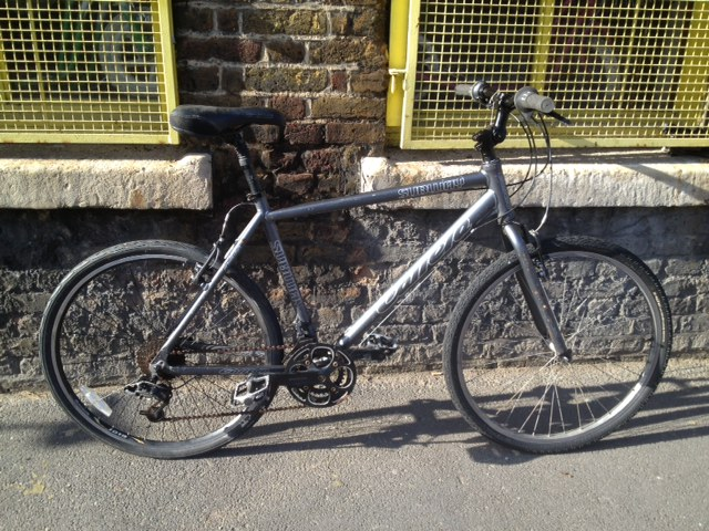 Our Bicycle - Secondhand Bicycles - Hybrid Bikes - Carrera Subway