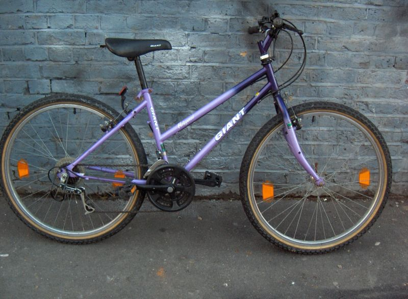 Our Bicycle Secondhand Bicycles Mountain Bikes Giant