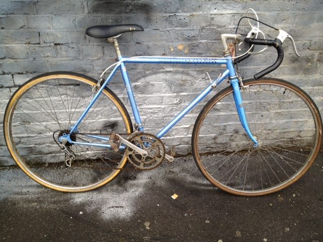 Our Bicycle - Secondhand Bicycles - Racing Bikes - Peugeot Racer
