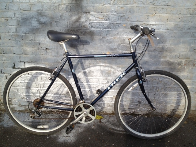 Our Bicycle Secondhand Bicycles Hybrid Bikes Trek