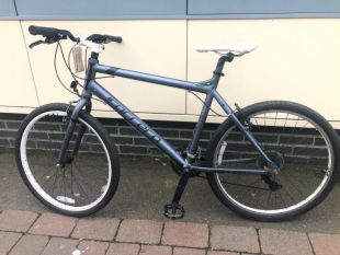 Our Bicycle - Secondhand Bicycles - Hybrid Bikes - Carrera hybrid bike