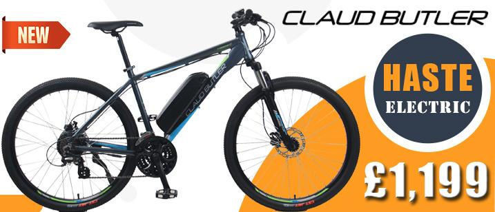 Claud Butler Haste-E Bike