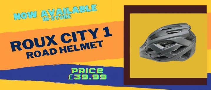 Roux City Helmets