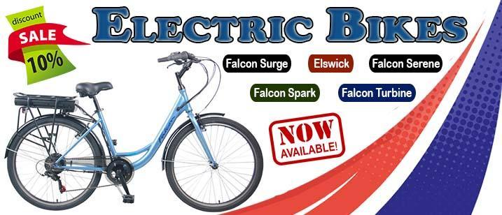 Electic bikes(E bike Range)